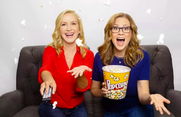 Jenna Fischer and Angela Kinsey Are Doing an 'Office' Re-Watch Podcast