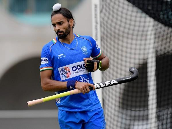 Forward Akashdeep Singh (Photo/ Hockey India)