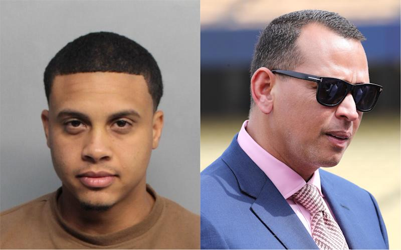 Alex Rodriguez's Nephew, Norberto Susini, Abducted & Ransomed During Lamborghini Sale