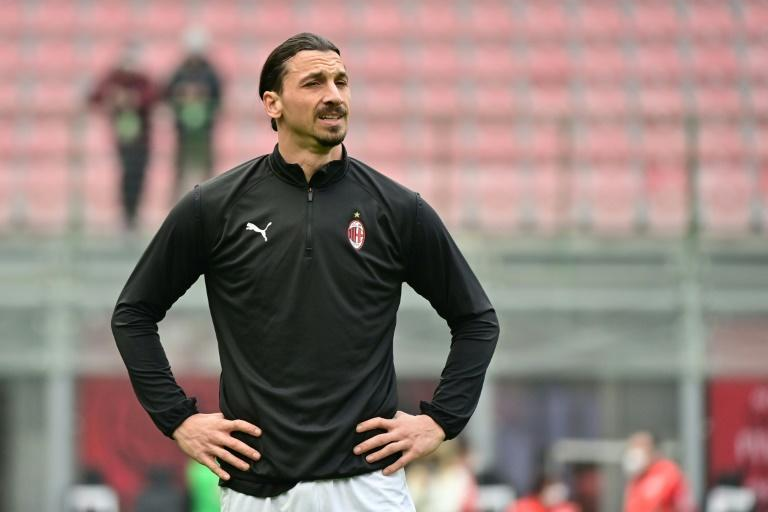 Zlatan Ibrahimovic and AC Milan are playing catch-up in the Serie A title race after losing their last two games