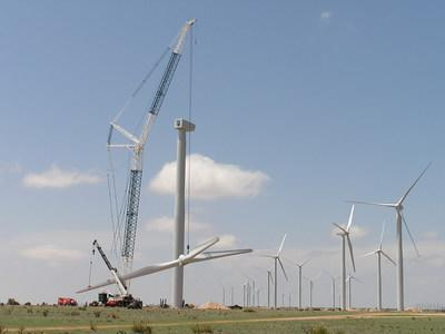 TECSIS Announces Replacement Blades for Old and New Wind Turbine Models