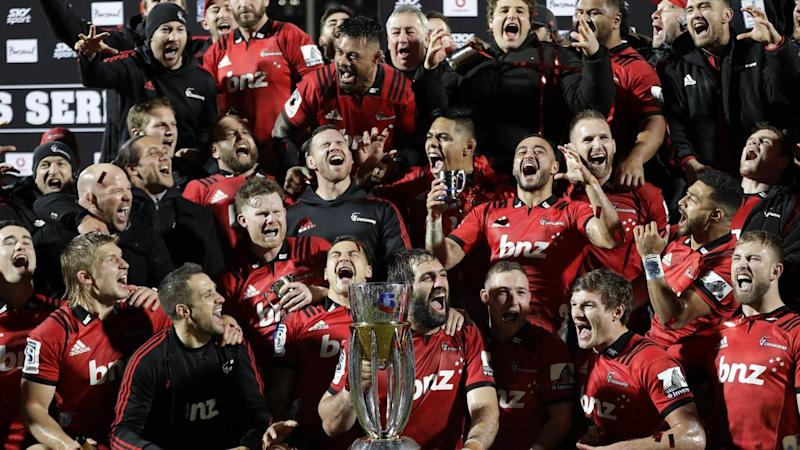 New Zealand Rugby Super Final Crusaders