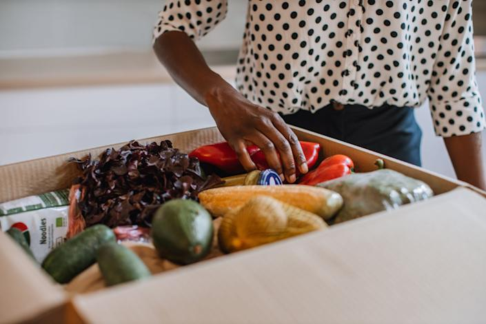 It's good to have these online grocery shopping services on hand for when you can't make it to the store in a pinch. (Photo: vgajic via Getty Images)
