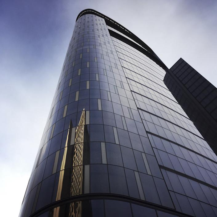 The Tower at PNC Plaza in Pittsburgh, Pennsylvania, which was designed by Gensler and completed in 2015.