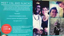 House-hunting couple who made personal postcard plea have a deal