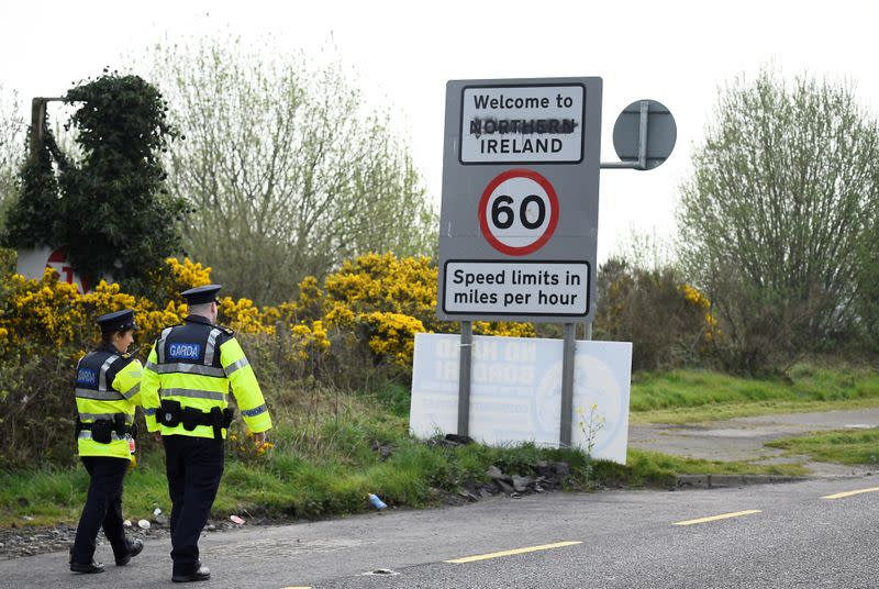 Explainer: Wrangling over Northern Ireland threatens Brexit, again