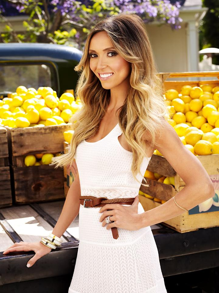 "Guiliana Rancic in ""Guiliana & Bill."""