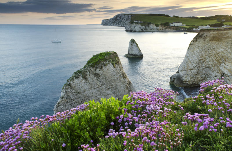 From coastal walks to spectacular views and fantastic food, there's plenty to do in the Isle of Wight [Photo: Getty]