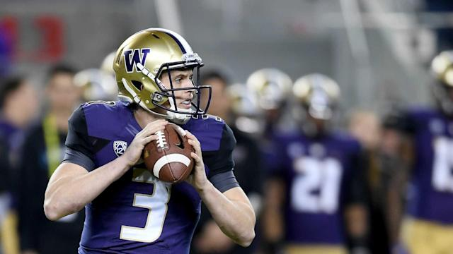 Washington's standards have changed under Chris Petersen, but Jake Browning should have the Huskies in the hunt for the Pac-12 title and perhaps more in 2018.