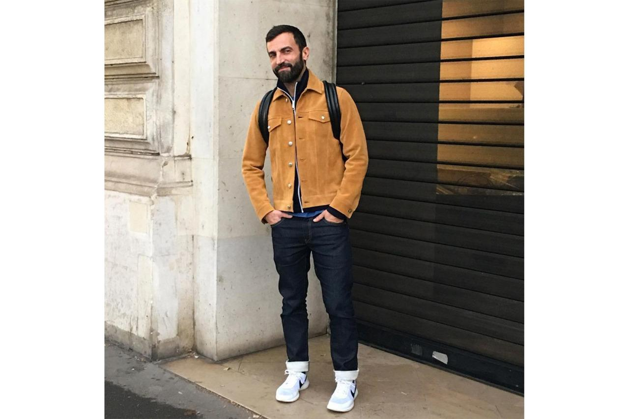 The 3 Rules of Pulling Off the Track Jacket-Trucker Jacket Combo
