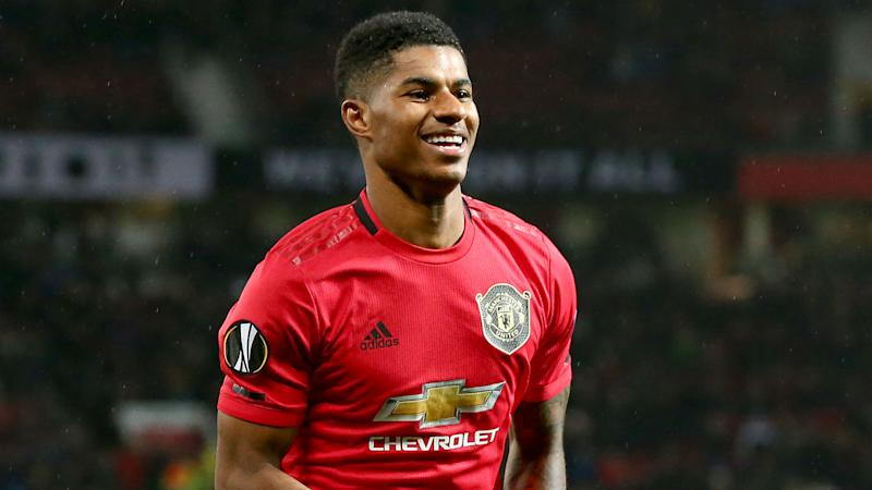 Marcus Rashford Uk Government Has Done What Is Right After Free School Meals U Turn