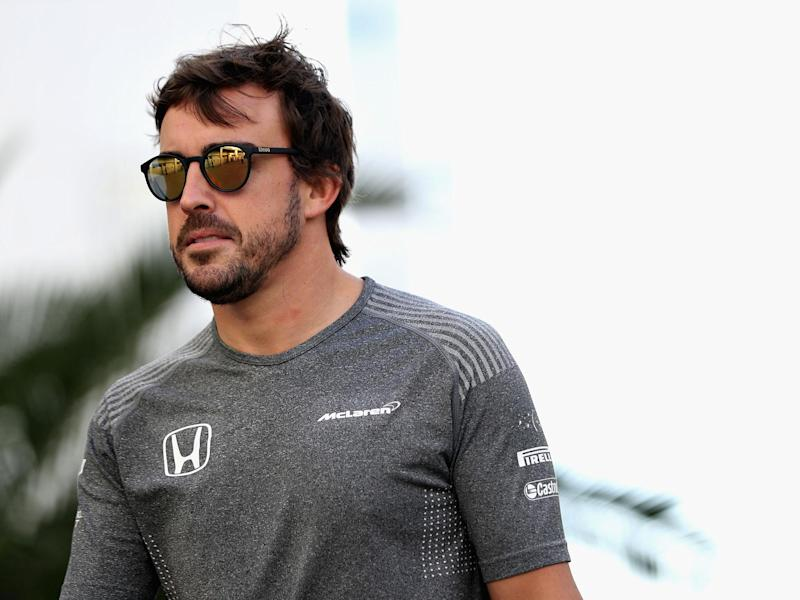 Fernandon Alonso will miss the Monaco GP to take part in the Indy 500: Getty