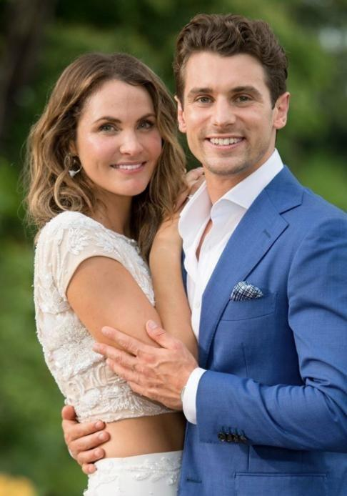 Matty J told Laura on Thursday's finale that she was the one for him. Source: Channel 10