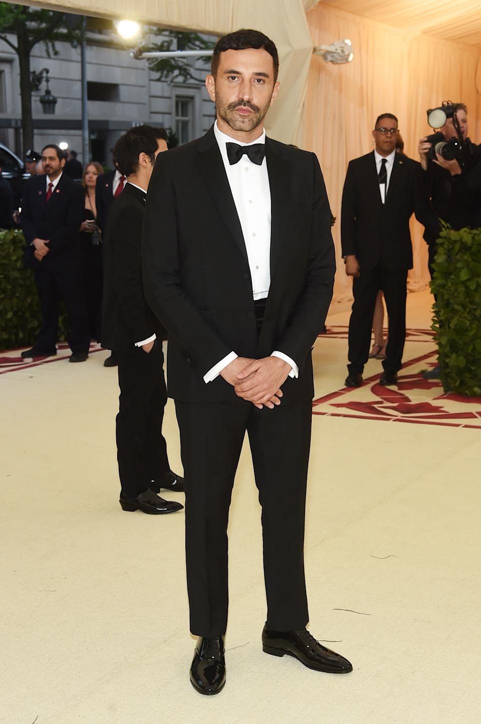 """<h1 class=""""title"""">Riccardo Tisci in Burberry</h1><cite class=""""credit"""">Photo: Getty Images</cite>"""