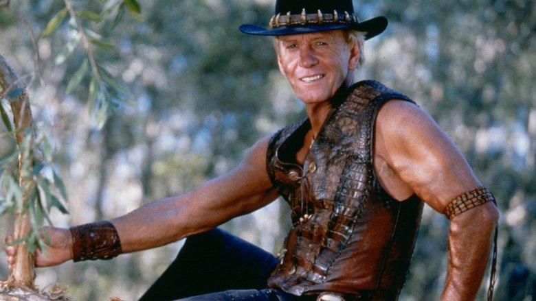 Paul Hogan starred in Crocodile Dundee and its sequels. (Photo: 20th Century Fox)