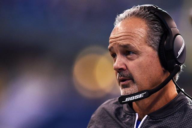 Former Colts coach Chuck Pagano returns to Indianapolis