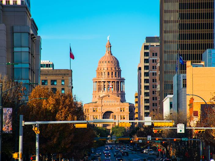 "Austin, Texas. <p class=""copyright"">Getty Images</p>"