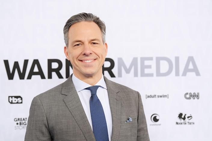 <p>FILE.  Jake Tapper has indicated that he might ban Republicans from appearing on his show.</p> (Photo by Dimitrios Kambouris/Getty Images for WarnerMedia)