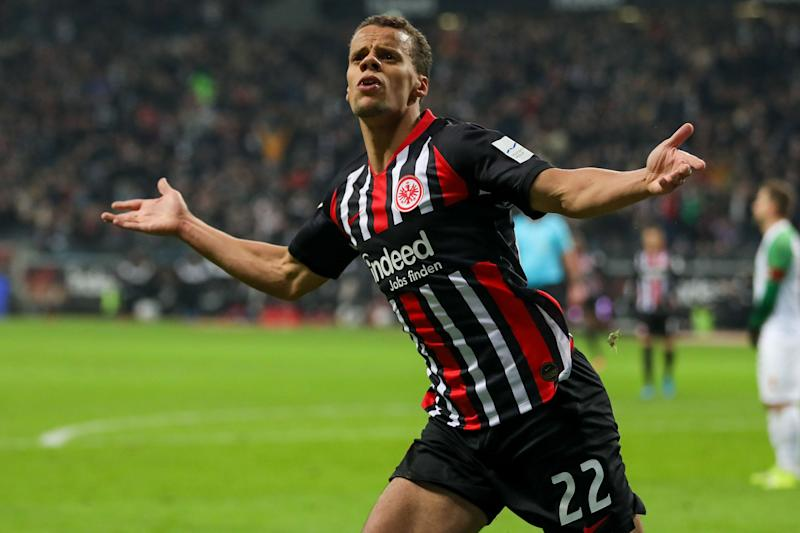 Timothy Chandler has been in sizzling form for Eintracht Frankfurt, but will it be enough to earn the veteran a USMNT recall? (Getty)