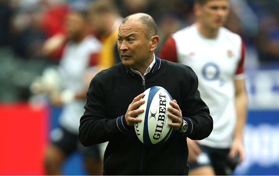 The year began with questions looming over Eddie Jones's position that have completely evaporated todayGetty