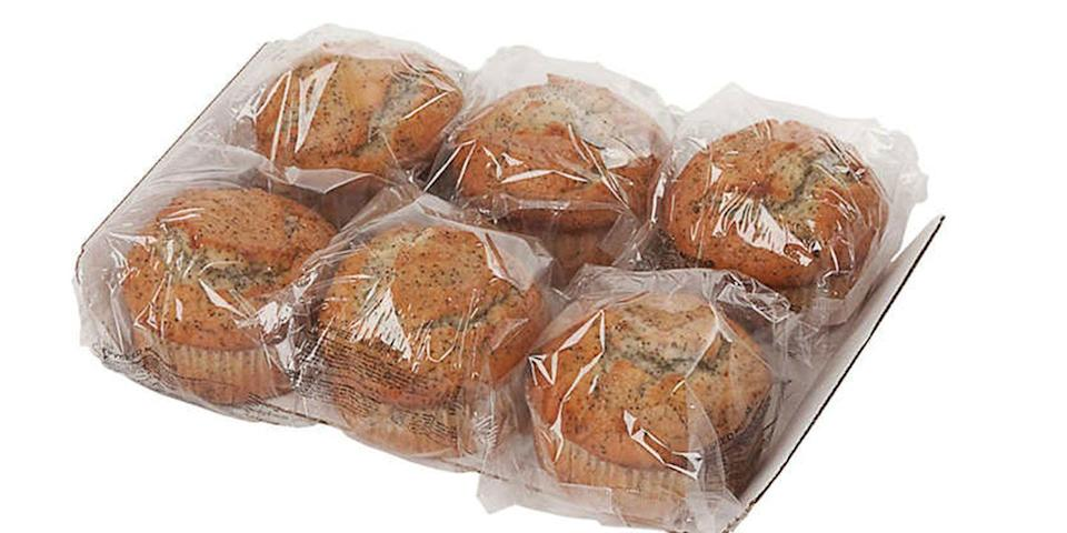 """<p>Do you even know joy until you let yourself get lost in the <a href=""""https://www.costcobusinessdelivery.com/Costco-Bakery-Muffins%2c-Almond-Poppy-Seed%2c-5.5-oz%2c-6-ct.product.11503547.html"""" rel=""""nofollow noopener"""" target=""""_blank"""" data-ylk=""""slk:bakery section"""" class=""""link rapid-noclick-resp"""">bakery section</a> of a Costco? I think not.</p>"""