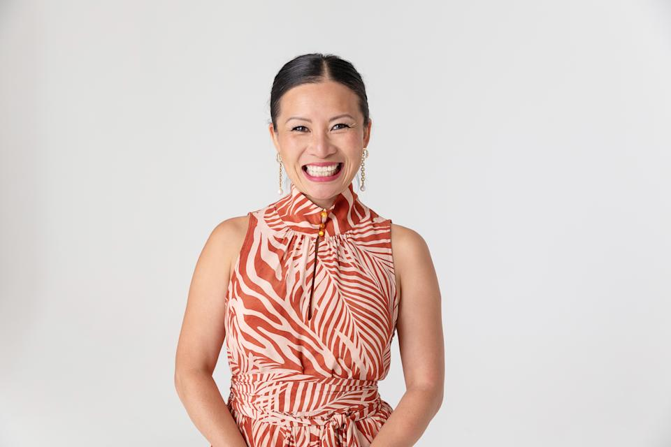 MasterChef icon Poh Ling Yeow has been selected as on of L'Oréal Paris' 'Women of Worth'. Photo: supplied.