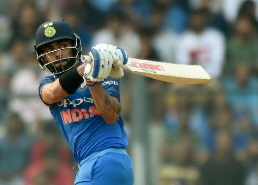 Kohli ton fires India to 280-8 in first New Zealand ODI