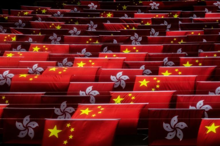 Beijing has imposed a sweeping national security law that criminalised much dissent and rolled out a campaign dubbed 'Patriots rule Hong Kong' to vet people's political views