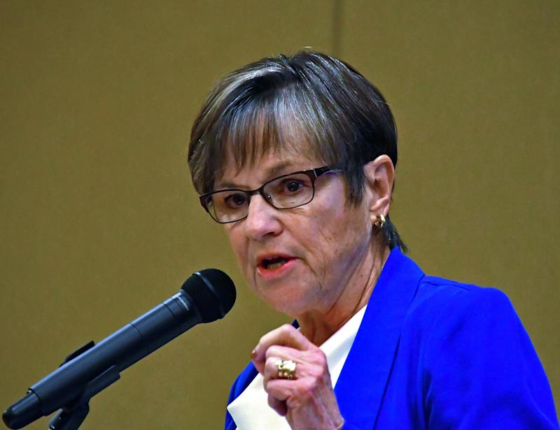 Image: Kansas Governor Laura Kelly Delivers Keynote Constitution Day Speech