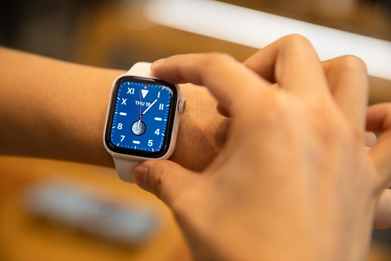 Apple Watch excluded from United States  trade tariffs on China