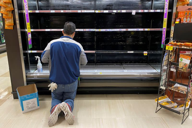 U.S. egg prices hit record levels as pandemic buying boosts demand