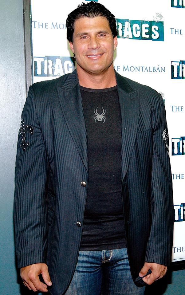 Jose Canseco turns 48 on July 2.