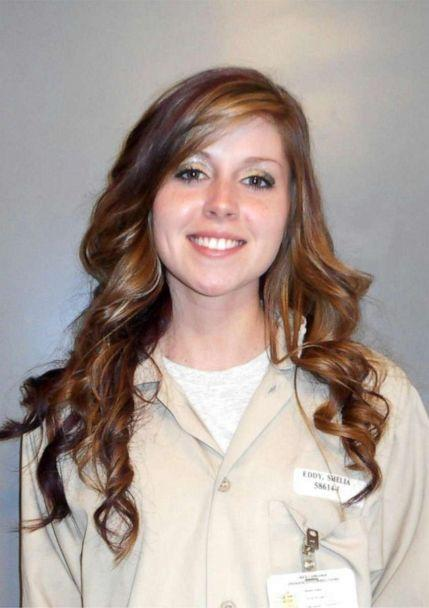 Sheila Eddy, now 23, is seen here in this recent mug shot. (Lakin Correctional Center)