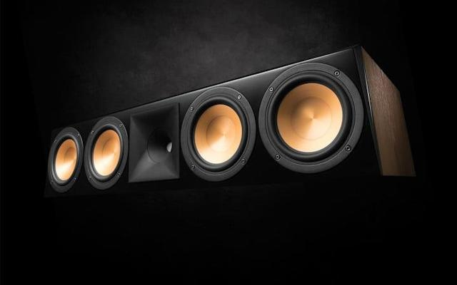 klipsch reference speakers 2 rc 64 iii center channel