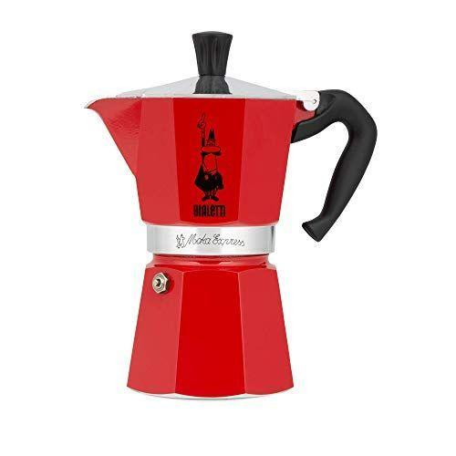 """<p><strong>Bialetti</strong></p><p>amazon.com</p><p><strong>$39.69</strong></p><p><a href=""""https://www.amazon.com/dp/B071CGGMRG?tag=syn-yahoo-20&ascsubtag=%5Bartid%7C10055.g.29250426%5Bsrc%7Cyahoo-us"""" rel=""""nofollow noopener"""" target=""""_blank"""" data-ylk=""""slk:Shop Now"""" class=""""link rapid-noclick-resp"""">Shop Now</a></p><p>This little <a href=""""https://www.goodhousekeeping.com/appliances/coffee-maker-reviews/a28552704/bialetti-moka-stove-top-coffee-maker-review/"""" rel=""""nofollow noopener"""" target=""""_blank"""" data-ylk=""""slk:espresso maker"""" class=""""link rapid-noclick-resp"""">espresso maker</a> doesn't need paper filters or plastic pods to make a delicious brew. One of our editors swears by this maker and credits it for letting her save thousands of dollars a year on coffee.</p>"""