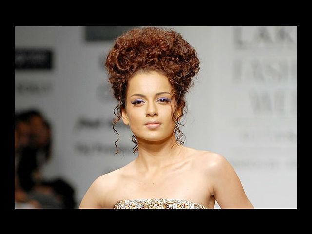 "<b>5. Kangana Ranaut</b><br> ""Bling—I just love it right now."""
