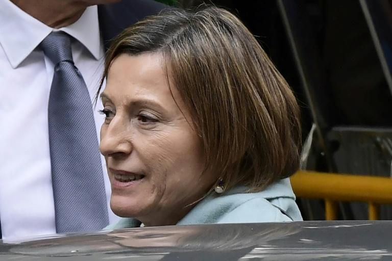 The Catalan parliament's dismissed speaker, Carme Forcadell, is a lifelong advocate of independence for the region