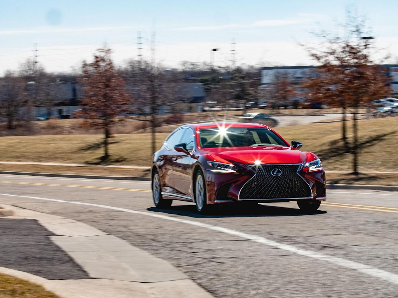 <p>The LS500h is the second generation of the hybrid LS sedan, which was all new for 2018. But we don't fault Lexus, and its parent company, Toyota, for pursuing efficiency, even when its priorities might seem misplaced.</p>