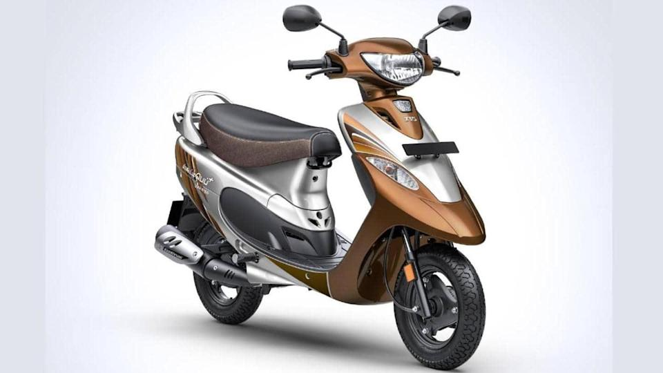 TVS Scooty Pep Plus Mudhal Kadhal launched at Rs. 56,000