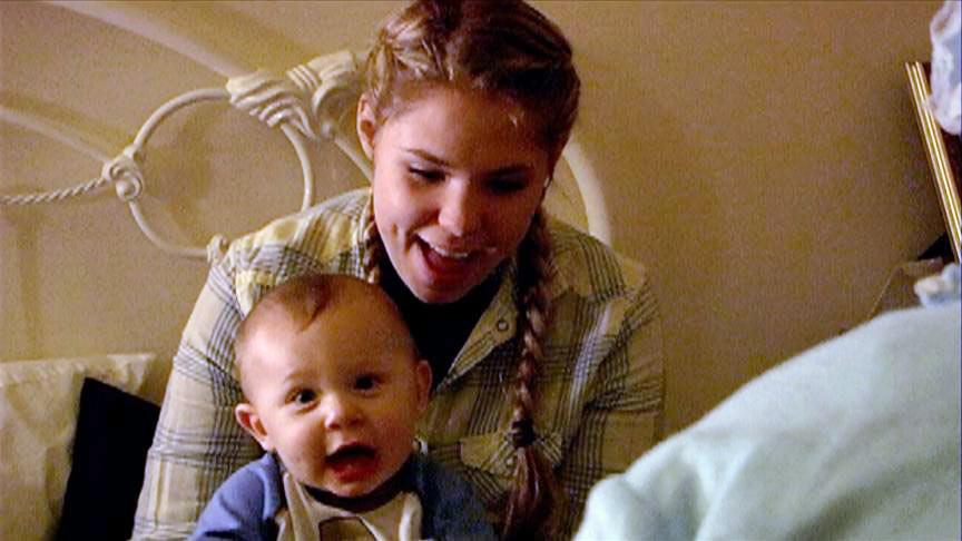 "Kailyn in ""Teen Mom 2."""