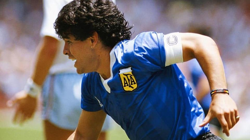 Diego Maradona | Getty Images/Getty Images