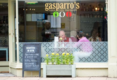 Gasparro's - Credit: STUART NICOL PHOTOGRAPHY/Stuart Nicol