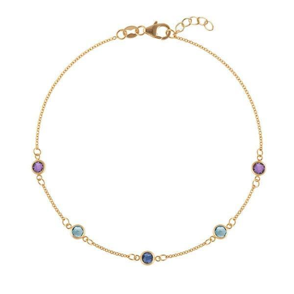 """$265, Haverhill Collection. <a href=""""https://haverhillcollection.com/collections/hope/products/hope-bracelet"""" rel=""""nofollow noopener"""" target=""""_blank"""" data-ylk=""""slk:Get it now!"""" class=""""link rapid-noclick-resp"""">Get it now!</a>"""