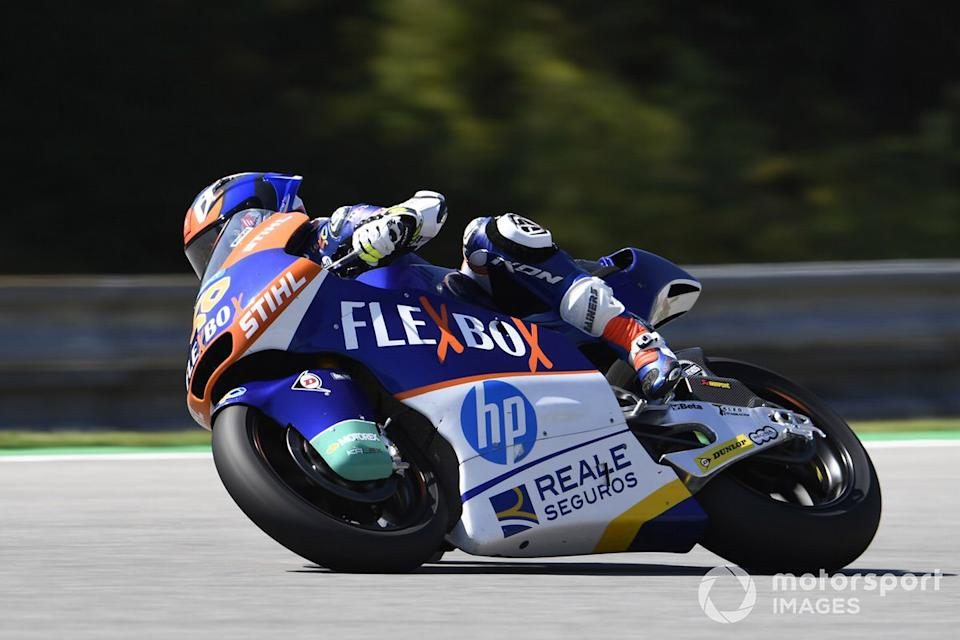 """Hector Garzo, Pons HP40<span class=""""copyright"""">Gold and Goose / Motorsport Images</span>"""