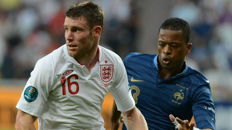 'I could deal with Messi' - Evra names Milner as his toughest opponent
