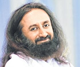 'Spirituality can reverse the decaying human being into a more fulfilling, wise human society' - Sri Sri Ravi Shankar