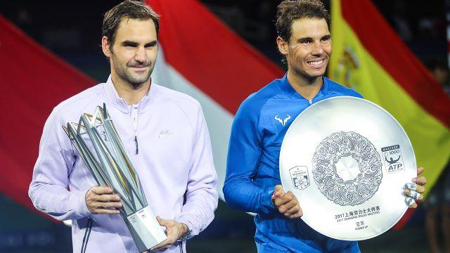 What an incredible year for Federer and Nadal. Image: Getty