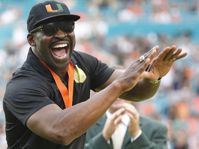 Michael Irvin has opinions. (AP)