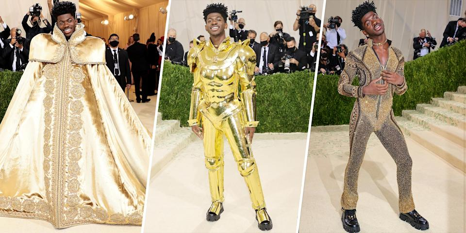 Lil Nas X Met Gala 2021 (Theo Wargo / Getty Images)