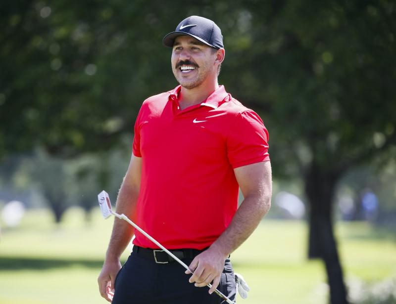 Fit-again Koepka gunning for world number one spot